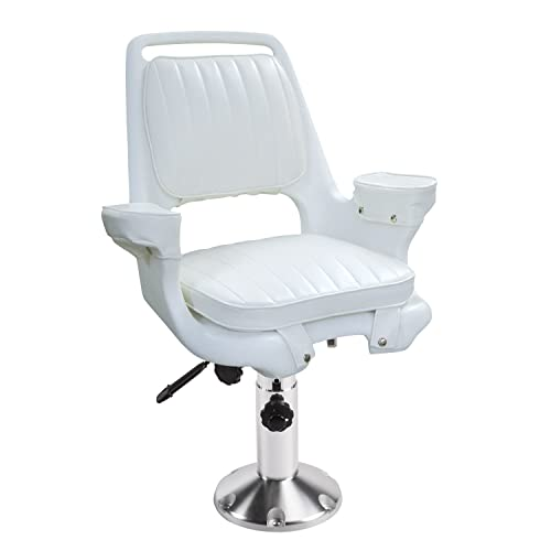 Captain Boat Seats >> Boat Captain Chairs Amazon Com