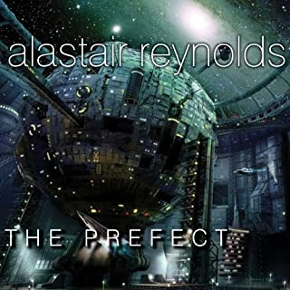 The Prefect audiobook cover art