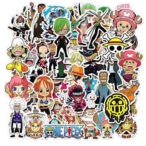 Fingertoys Anime Cartoon Coche Pegatinas