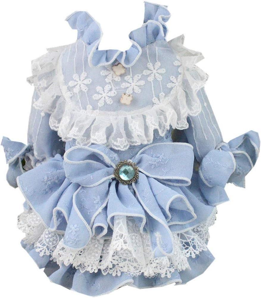 FEGOCLT Pet 5 ☆ popular Dog Dress Cats Puppy Party Skirt Princess Ap Dresses price