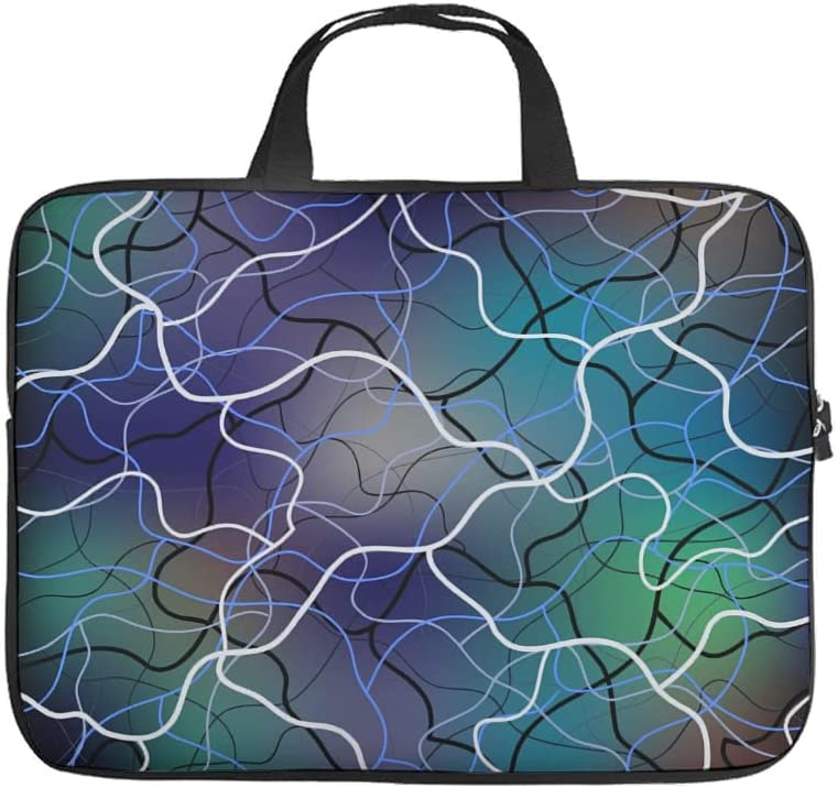 Abstract Oakland Mall Laptop Sleeve Case Resistant Water Protective Ba Animer and price revision