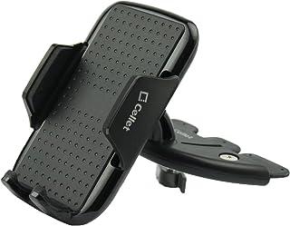 حامل الهاتف في السيارة بفتحة سي دي سيلليت متوافق مع هاتف أبل آيفون 11/برو 11 برو ماكس Xs/Max/Xr/X/8/7/6/5/SE/iPod نانو /To...