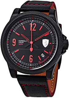 Ferrari Formula Italia S Black Dial Watch 830271