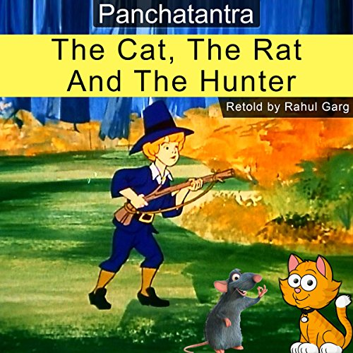 The Cat, the Rat and the Hunter audiobook cover art
