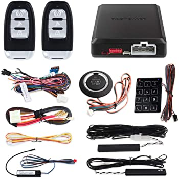 EVO-ONE T-Harness for Select 2010-2016 Hyundai//Kia Vehicles with Regular Key Fortin THAR-ONE-KHY2 T-Harness for Select 2010-2016 Hyundai//Kia Vehicles