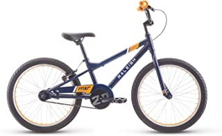 RALEIGH Bikes MXR 12 Kids Bike with Training Wheels for Boys Youth 2-4 Years Old, Blue