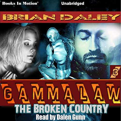 The Broken Country cover art