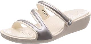 crocs Women Patricia Shimmer W Fashion Sandals