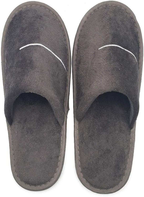 100 Paia - Pantofole da Casa Non Monouso Pantofole da Interno Pantofole da Pavimento per Casa (Coloreee   A)