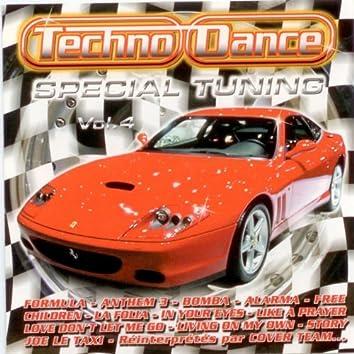 Techno Dance, Vol. 4 (Special Tuning)