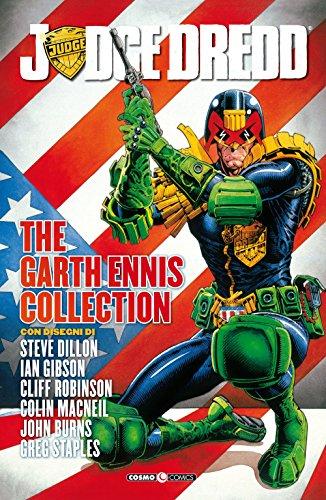 Judge Dredd. The Garth Ennis collection (Vol. 1)