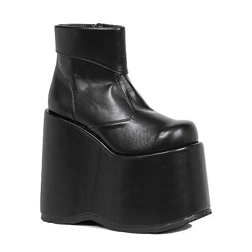 d52d565e8bf0ff Ellie Shoes Men s Platform Ankle Boot