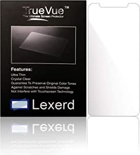 Compatible with Sony Alpha DSLR-A330 A330L TrueVue Crystal Clear Digital Camera Screen Protector Lexerd
