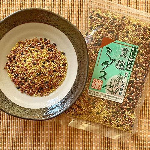 【無添加】 おぐにの雑穀 豊穣ミックス 160g×4袋 【メール便】[豊穣ミックス 160g×4袋]