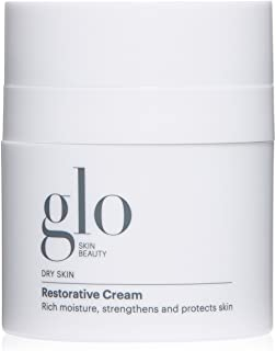 Glo Skin Beauty Restorative Cream | Deep Conditioning Face Moisturizer with Antioxidants for Dry Skin | Strengthens and No...