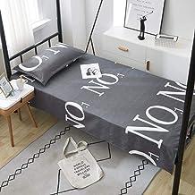 UKUCI Bed Laken Hoeslaken met Elastische Band Bed Set Twin Queen King Sze Bedlinnen Matras Cover Geen kussensloop