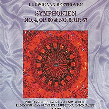 Ludwig Van Beethoven - Symphonien No. 4, No. 5