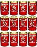 Orlando - Tomate frito clsico, 400 g - [Pack de 12]