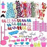 Kitty princess 60 pcs poupée vêtements Accessoires Spree Applicable à la poupée de 11,5 Pouces (aléatoire)