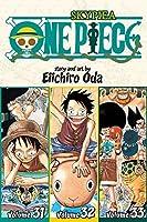 One Piece (Omnibus Edition), Vol. 11: Includes vols. 31, 32 & 33 (11)