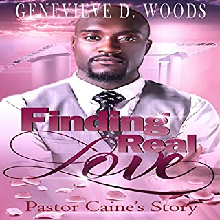 Finding Real Love: Pastor Caine's Story audiobook cover art