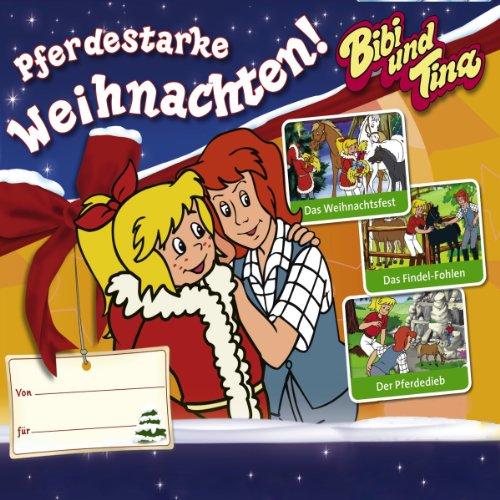 Bibi und Tina - Weihnachtsbox Titelbild