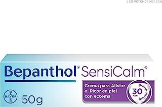 Bepanthol Sensicalm para Aliviar el Picor y Enrojecimiento de las Irritaciones Cutáneas en Solo 30 Minutos, Sin Cortisona,...