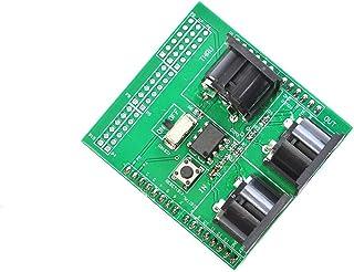 Comimark 1Pcs MIDI Shield Breakout Board for Arduino UNO R3 AVI PIC Digital Interface Adapter