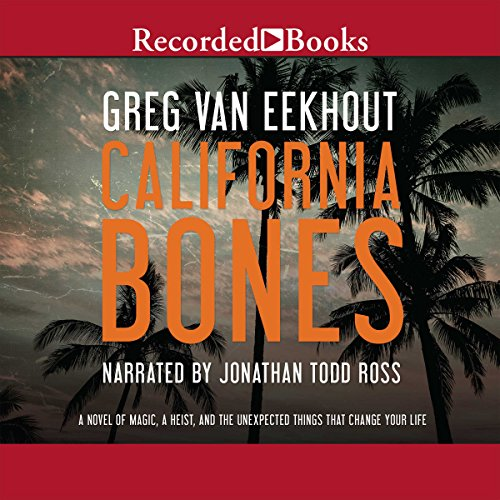 California Bones cover art