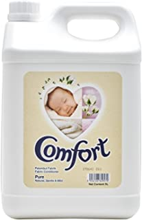 Comfort Regular Fabric Conditioner, Pure, 5L