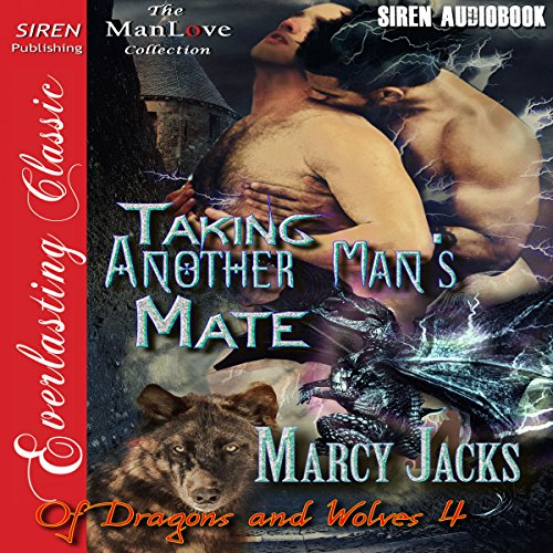Taking Another Man's Mate audiobook cover art