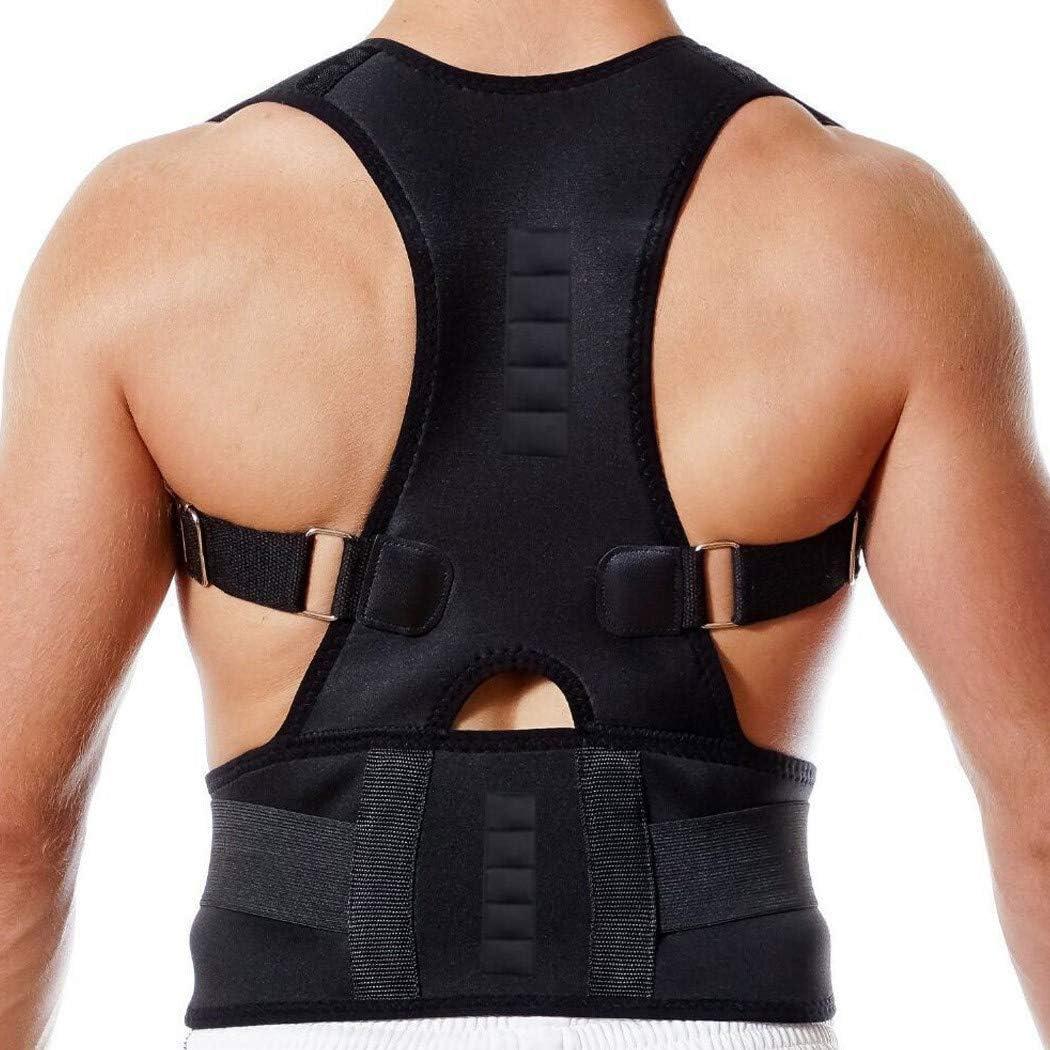 YUMUO Hump ?? Posture Support Le Soutien de la clavicule Aide à améliorer la Posture des Hommes et des Femmes. 5