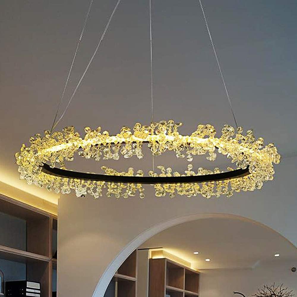 Kuandar chandelier,lampadario di cristallo, classico, led, dimmerabile RYYABC199