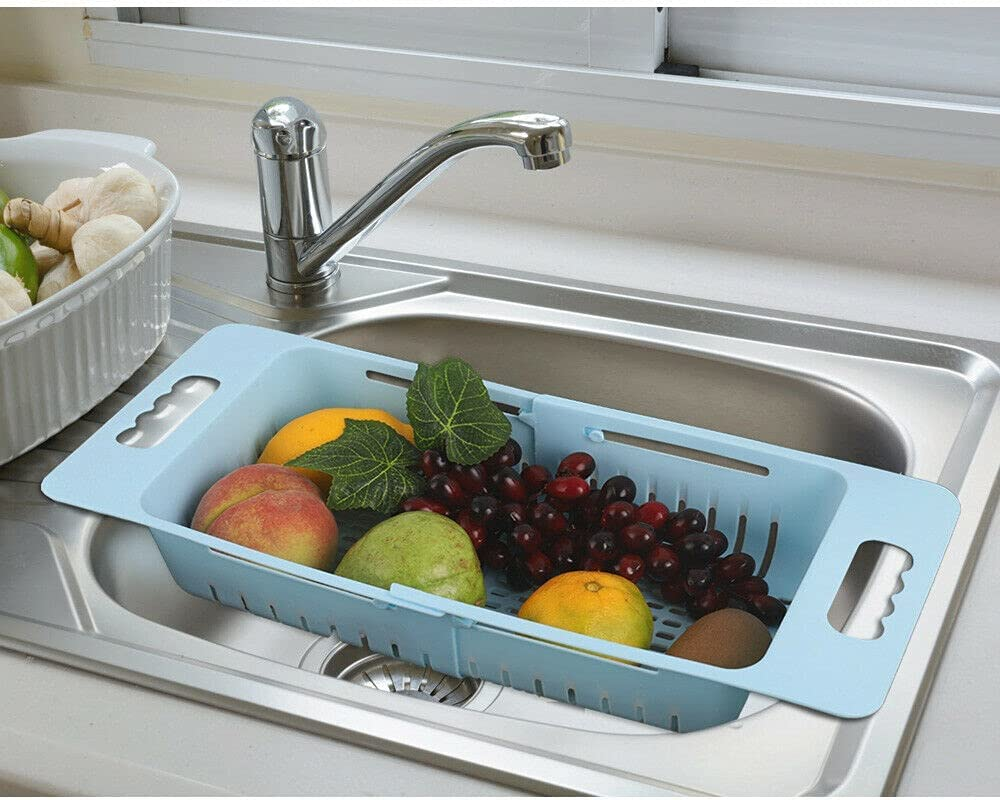 DXXWANG 3PCS Sink Drain Special price for a limited time Basket Today's only Drying Kitchen Strainer Rack Dish