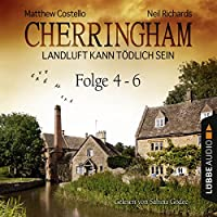 Cherringham - Landluft kann tödlich sein: Sammelband 2 (Cherringham 4-6) Hörbuch