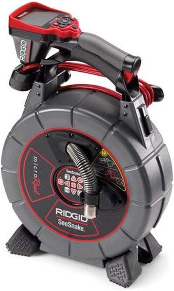 Popularity Ridgid 40798 SeeSnake Very popular! L100 MicroReel Inspection Video Sys Camera