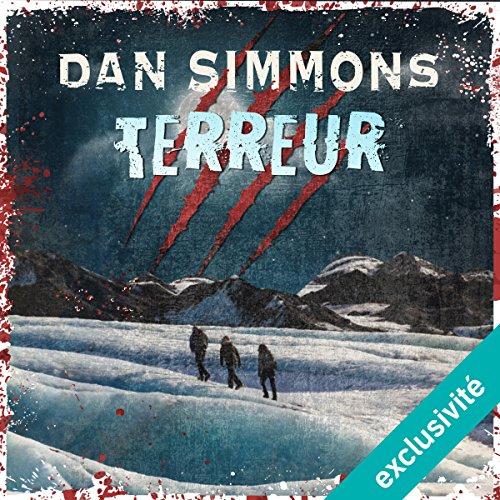 Terreur audiobook cover art