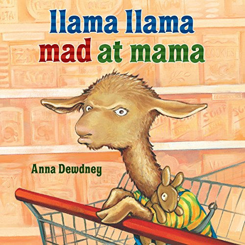 Llama Llama Mad at Mama Audiobook By Anna Dewdney cover art