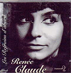 Collection Les Refrains D'Abord [Import] Renee Claude