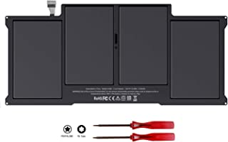 A1369 A1377 A1405 A1466 A1496 Battery Compatible with MacBook Air 13 inch A1466 (Mid 2012, Mid 2013, Early 2014, Early 2015 Version), A1369 (Late 2010, Mid 2011 Version) 661-5731 MC503 MC504 020-7379-
