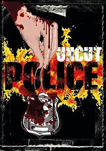 UNCUT POLICE - Slipcase Edition - Black Lava Entertainment