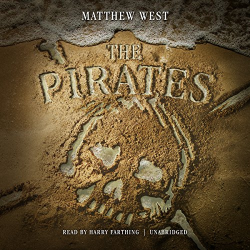The Pirates audiobook cover art