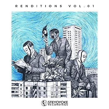 Renditions, Vol. 01