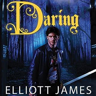 Daring audiobook cover art