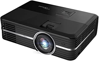 Optoma UHD51ALV True 4K UHD Smart Projector with HDR   Super Bright 3,000 Lumens   HDR10   Works with Alexa and Google Ass...