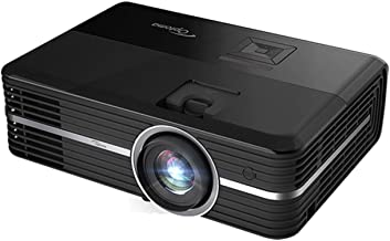 Optoma UHD51ALV True 4K UHD Smart Projector with HDR | Super Bright 3,000 Lumens | HDR10 | Works with Alexa and Google Ass...