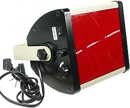 LegacyPro Red Safelight Red Darkroom Safelight, Black (62012)