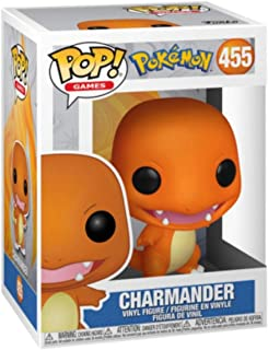 Boneco Funko Pop! Pokémon - Charmander