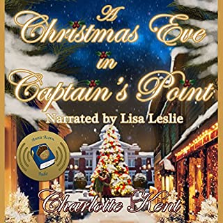 A Christmas Eve in Captain's Point audiobook cover art