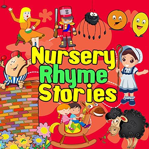 Nursery Rhyme Stories cover art